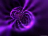 Futuristic Purple Design