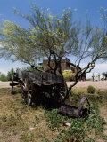 Goldfield Ghost Town  Apache Junction  Arizona  USA