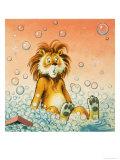 Leo the Friendly Lion