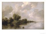 River Landscape  1632