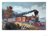 American Express Train  1864