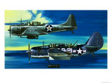 Into the Blue: American War-Planes