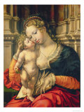 The Virgin and Child  c1527