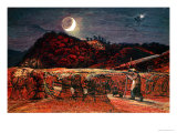 Cornfield by Moonlight  1830
