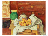 Still Life with a Chest of Drawers  1883-87