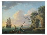 Seascape  1748
