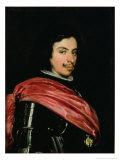 Portrait of Francesco I D'Este