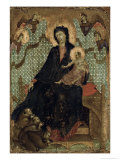 Virgin of the Franciscans  c1300