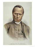 Portrait of the Right Reverend Dr Samuel Adjai Crowther