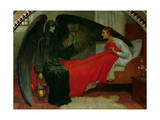 The Young Girl and Death  c1900