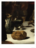 The Supper at Emmaus  1601
