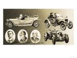 Henry Royce  Charles Rolls  W O Bentley - Three Pioneers of the Motor Car