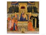 The San Marco Altarpiece  c1438-40