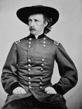 Portrait of General A Custer