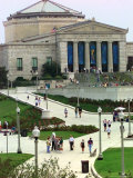New Sidewalks and Landscaping Give Rise to the Shedd Aquarium