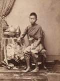 Portrait of the Prince of Siam