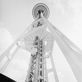 A Skyward View of the Space Needle