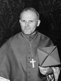 Karol Cardinal Wojtyla  Archbishop of Krakow  Poland
