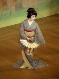 Geiko-mai on Stage  Japan
