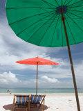 Beach and Tourists  Samed Island  Rayong  Thailand