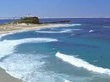 Stony Point Beach  Newcastle  New South Wales  Australia
