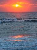 Sunrise  Silver Sands  Canaveral National Seashore  Florida