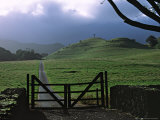 The Fagan Memorial  Hana  Maui  Hawaii  USA