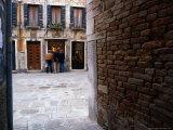 Window Shopping  Venice  Veneto  Italy