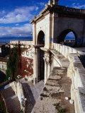 Bastions (Bastione) San Remy Above Piazza Constitutione  Cagliari  Italy