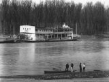Ferry and River men  Vicksburg  Mississippi  c1936