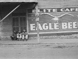 Street Scene  Natchez  Mississippi  c1935