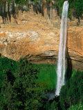 Sipi Falls on Slopes of Mount Elgon  Mt Elgon National Park  Uganda