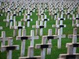 War Cemetery  Verdun  France