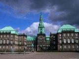 Slotsholmen  Denmark's Seat of National Government  Copenhagen  Denmark