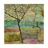 Tree And A Bird Giclée premium par Hyunah Kim