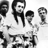 Boy George with Other Members of Band
