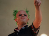 Keith Flint of the Prodigy  July 1996