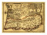 Portugal - Panoramic Map