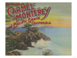 Carmel  Monterey  & Pacific Grove  CA - Welcomes