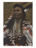 Northwest Indians - Chief Joseph of the Nez Perces Tribe
