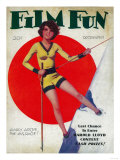 Film Fun Magazine Cover