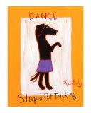 Dance-Stupid Pet Trick 6