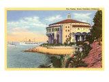 Casino at Catalina  California