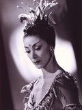 Margot Fonteyn in La Peri  Dame Margot Fonteyn de Arias  18 May 1919 - 21 February 1991