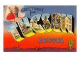 Greetings from Tuscon  Arizona
