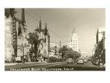 Hollywood Boulevard  Hollywood  California
