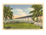 Bridge to Key West  Florida