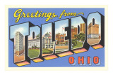 Greetings from Toledo  Ohio