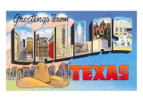 Greetings from Dallas  Texas