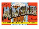Greetings from Milwaukee  Wisconsin